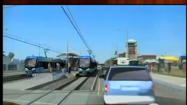Future of M1 light rail project