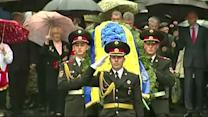 Russia and Ukraine mark WW2 anniversary