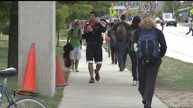 College Rocked By Abduction Attempt