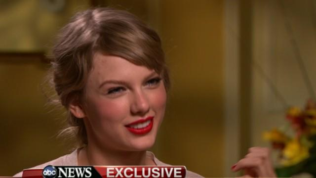 Taylor Swift Coy on Kennedy-Dating Rumors in Interview
