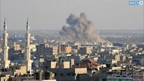 Israel Resumes Gaza Airstrikes As Cease-fire Ends