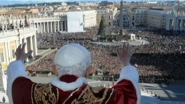 Pope Benedict XVI Resignation: 'We Love Our Pope'