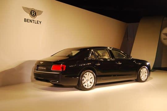 photo 4: 豪華新定義 New Bentley Flying Squr