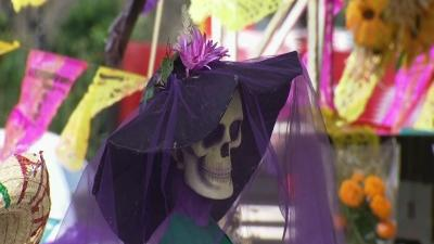 Day of the Dead Festivities Begin in Mexico