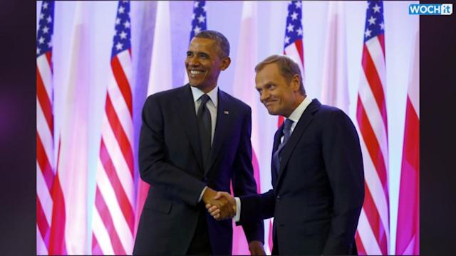 Obama Praises Polish Video Game