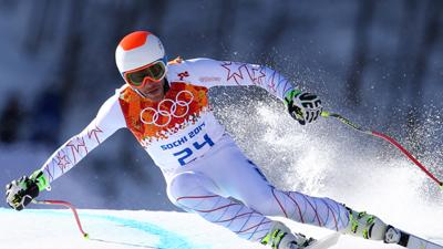 American Men Fail to Medal in Super-combined