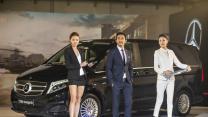 車壇直擊-Mercedes-Benz V-Class 上市發表