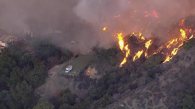 Forest Service worried over jumping embers