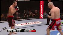 UFC 150 highlights: Okami vs. Roberts