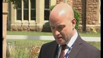 Amber Peat's headteacher: School community is deeply shocked