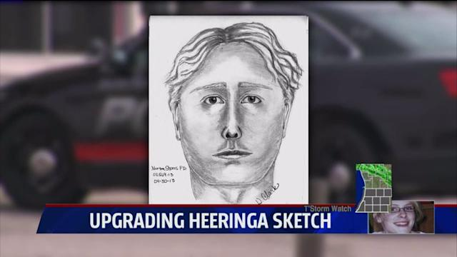New Sketch Gives Hope To Family, Friends of Missing Woman
