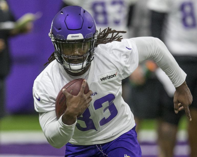 pretty nice 5eb68 e6ebc 2019 Minnesota Vikings Fantasy Preview