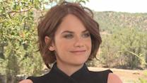Ruth Wilson On Working With Johnny Depp On 'The Lone Ranger': 'He's An Expert!'