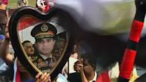 Sisi sworn in as Egypt's new president