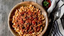 Classic Ragù With Sausage and Tomato Recipe