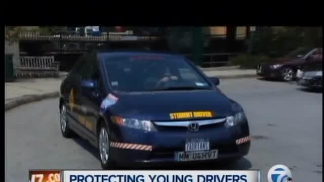 Cars to best protect young drivers