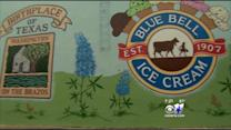Texans Show Continued Support For Brenham's Blue Bell