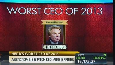 Herb's worst CEO of 2013