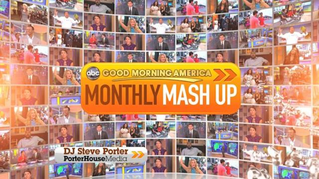 'GMA' Monthly Mash-Up: Rockin' the Holidays Edition