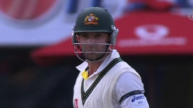 Hughes to fill Ponting void