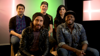 Pentatonix Talks Holiday Album, 'Pitch Perfect 2'