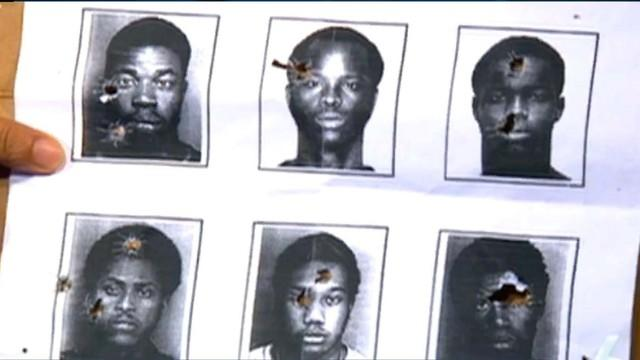 Outrage after south Florida police use black mugshots as targets