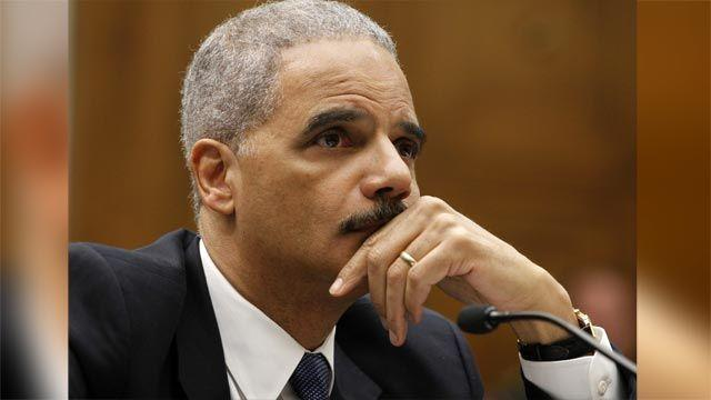 Push for contempt of Congress resolution for Eric Holder