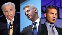 Hedge Fund Managers Ackman, Icahn, And Loeb Publicly Attack Each Other