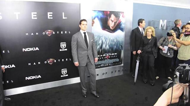 Henry Cavill's Rigorous Diet to Become Superman