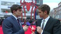 Andrew Garfield Talks About His Role as Peter Parker