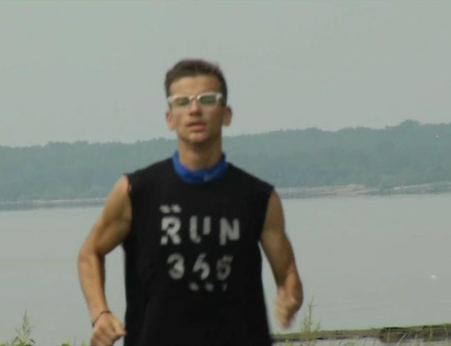 Philly Proud: Teen is running toward the future