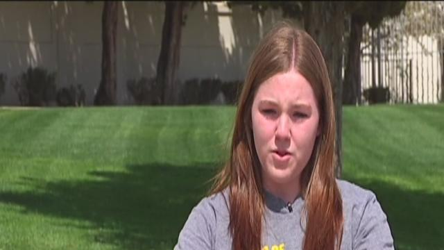 Taft student saves toddler at Disneyland