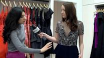 Getting the perfect look for Oscar Sunday's Red Carpet at Rent the Runway