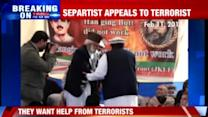 Separatist want help from terrorists