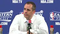 Press Pass: Frank Vogel