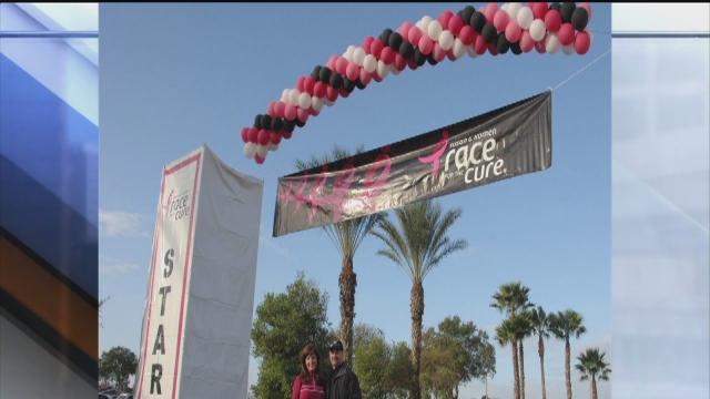 Race for the Cure funds Mammograms in Polk Co.