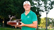 Jordan Spieth bests Tiger, Phil and Rory