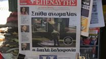 Greeks react to Golden Dawn killings