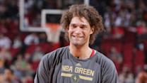 RADIO: Robin Lopez on the Blazers big win over the Rockets