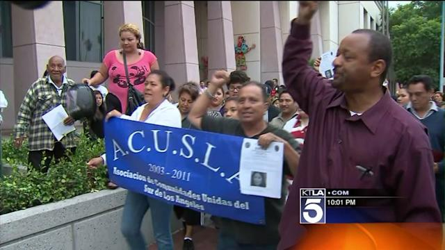 Residents March for Justice in Fatal Shooting Only Blocks From Police Station
