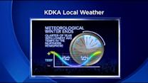 KDKA-TV Evening Forecast (3/2)