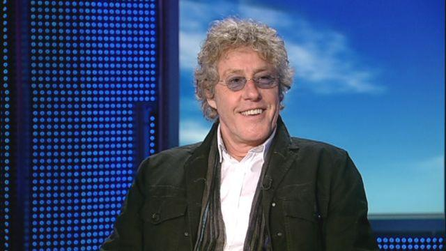 'Who' Cares: Roger Daltrey helps teen cancer patients