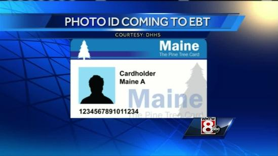 Maine to move forward with photo identification on EBT cards