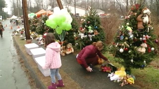 Day of Mourning in Newtown, Conn.
