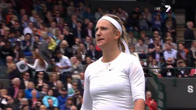 Highlights: Azarenka v Koehler