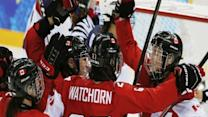 Canada Beats US, Earns Top Seed in Medal Round