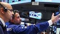 Markets End Lower on Geopolitical Worries, Q2 Results Due