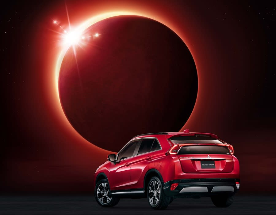 日本原裝Mitsubishi Eclipse Cross預售價95.9萬起