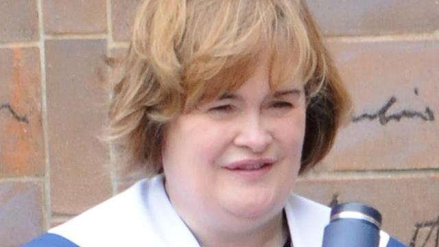 Neighbours ask Susan Boyle to stop singing‎