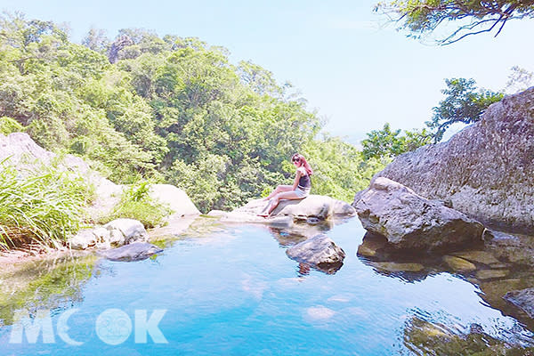 猴洞坑瀑布 (圖片提供/033_shanlin)
